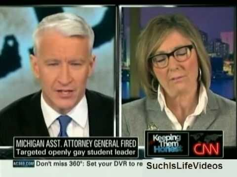 AC360 - Andrew Shirvell Fired! - Claims He Was A Victim Of The Liberal Media