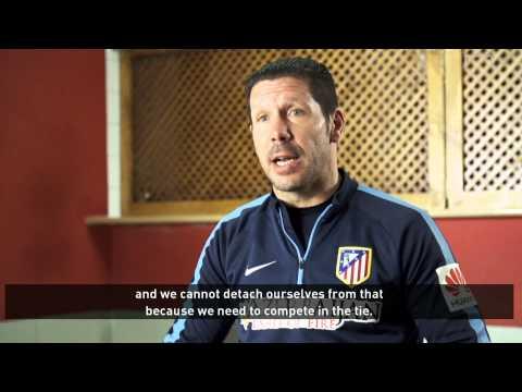 Simeone: Chelsea was Atletico Madrid's genius moment