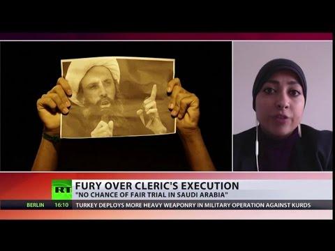 Shiite Leaders Protest Saudi Arabia's Executions