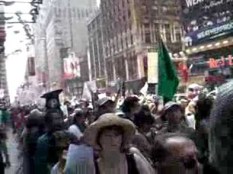 Nyc, United For Iran, Rally July 25th, 2009 -1 video