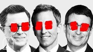 How late night comedians hurt America