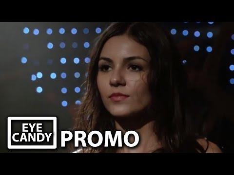 """Eye Candy"" Official Trailer - Victoria Justice, Casey Deidrick"