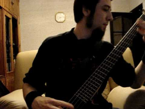 CANNIBAL CORPSE - HAMMER SMASHED FACE (bass)
