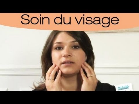 comment raffermir le contour du visage youtube. Black Bedroom Furniture Sets. Home Design Ideas