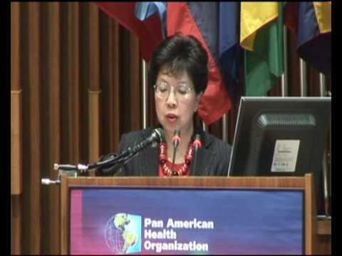 MaximsNewsNetwork: H1N1 FLU:  WHO: MARGARET CHAN & PAHO: MIRTA ROSES