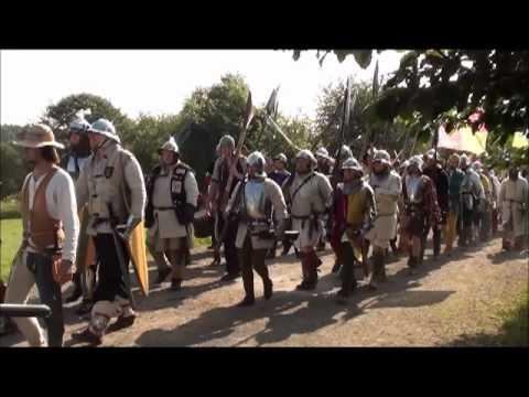 LARP Battle Epic Empires 2012: Pilgerlager goes to war