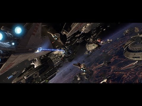 Сражение в космосе. HD