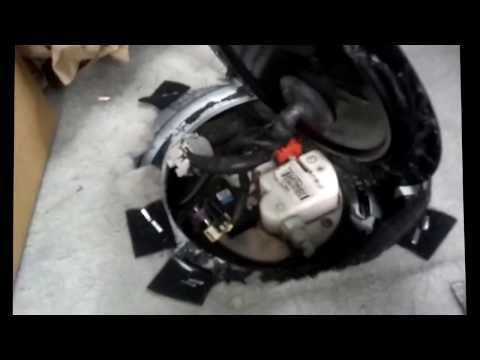 How to change Fuel Sender Hyundai Santa Fe 2007
