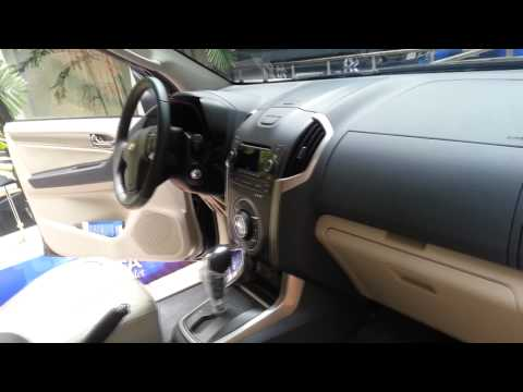 Interior 2014 Chevrolet TrailBlazer 2014 video review Caracteristicas