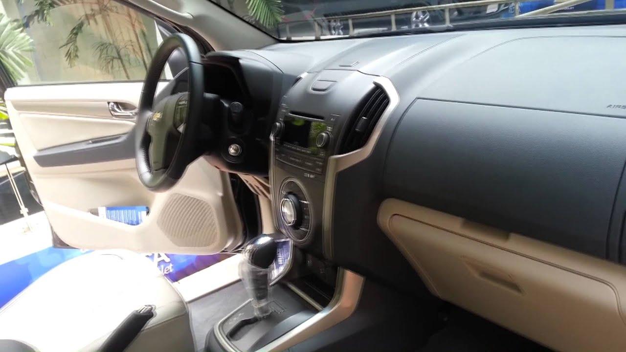 Chevrolet Trailblazer Interior Interior 2014 Chevrolet