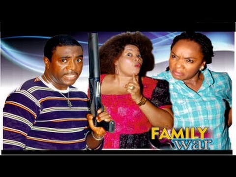 Family War  -  Nigeria Nollywood Movie