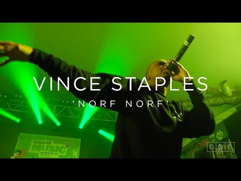 Vince Staples: 'Norf Norf' SXSW 2016 | NPR MUSIC FRONT ROW