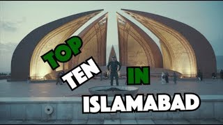 American Visits 10 Places in Islamabad | Solo Travel Guide to Pakistan