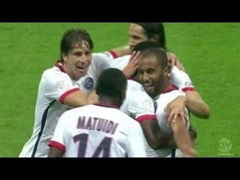 Lille vs PSG 0 1 Ligue 1 07 08 2015 Laurent blanc Interview Di maria deal close