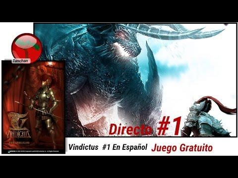 Vindictus Directo #1 . Juego gratis, Gameplay en español