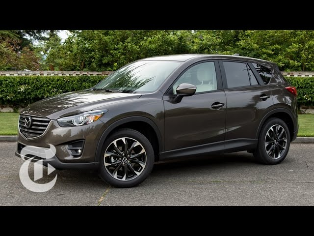 2016 Mazda CX-5 Crossover | Driven: Car Review | The New York Times
