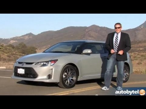 2014 Scion tC Test Drive and Compact Car Video Review
