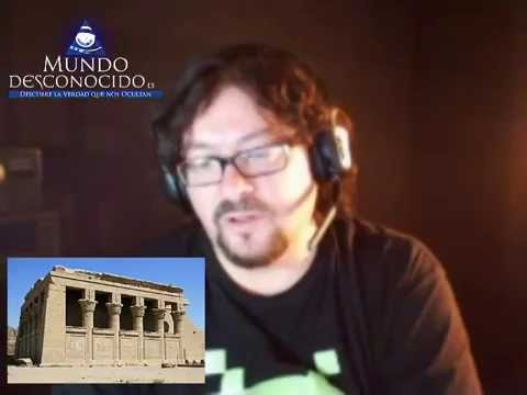 El Misterioso Templo de Dendera