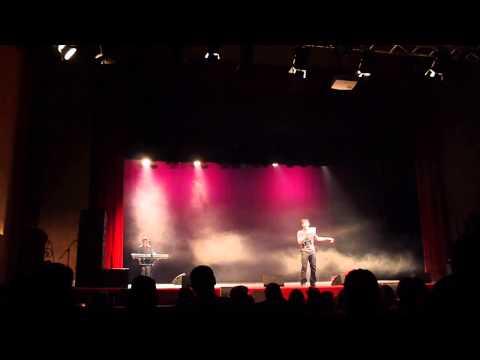 Koncert Jurija Shatunova w Rzymie Юрий Шатунов в Риме 16 02 2014 cz. 4 z 6