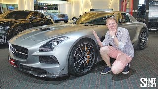 Going Home to Collect My AMG GT R Pro!