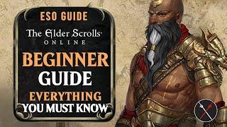 Elder Scrolls Online: Beginner Guide 2019