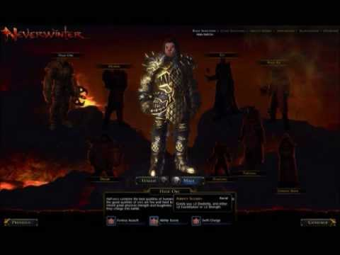 Vault Reviews: NeverWinter: Racial Stat Bonuses