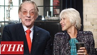 "Helen Mirren & Donald Sutherland ""Improvised Quite a Lot"" in 'The Leisure Seeker' | TIFF 2017"
