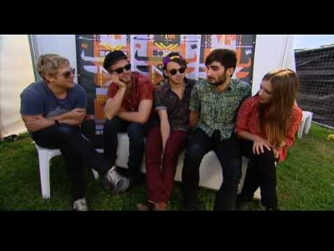 SAN CISCO - Groovin The Moo 2012 - BPM Interview