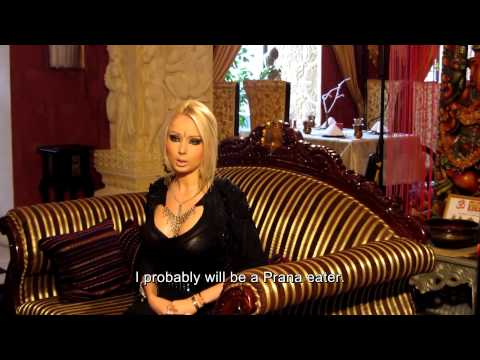 Valeria Lukyanova Interview Part 2 ENG SUB