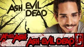 Ray Santiago of Ash Vs. Evil Dead Interview - After Ash