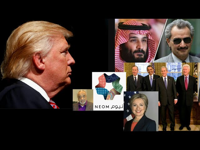Saudi Arabia Has Its Own Way of Draining the Swamp P2