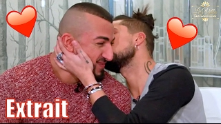 Eddy et Smaïl (La Villa 2): Smaïl déclare son Amour à Eddy… Vers un nouveau départ à deux?