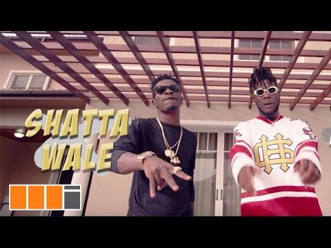 Shatta Wale - Hosanna ft. Burna Boy (Official Video) thumbnail