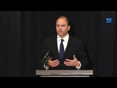 4/21/16: White House Press Briefing
