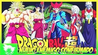 NUEVA SERIE DRAGON BALL SUPER NUEVA APARICENCIA DE GOKU Y NUEVO ENEMIGO CONFIRMADO