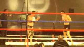 Long Beach Fight Night Mitch Mellotti vs Rick Jones