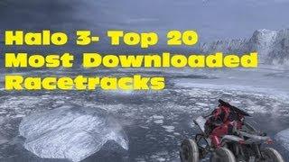 Halo 3- Top 20 Most Downloaded Racetracks