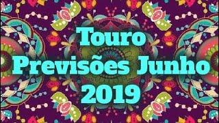 Novidades pra vc!😀 Touro Junho 2019 Previsões baralho cigano tarô