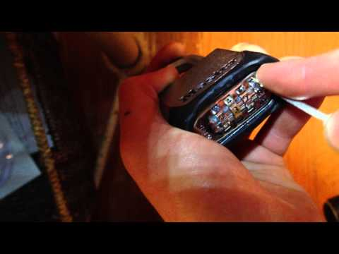 How to Pick a Master Lock 175 PadLock 4 dial combination lock