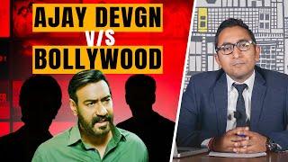 Mudde Ki Baat - Ep03 | Ajay Devgn Vs Bollywood | by Appurv Gupta-GuptaJI - Indian Stand Up Comedian