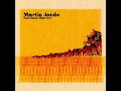 Martin Jondo - Rainbow Warrior