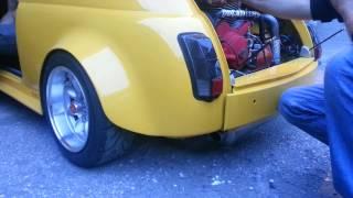 FIAT 500 MOTORE DUCATI