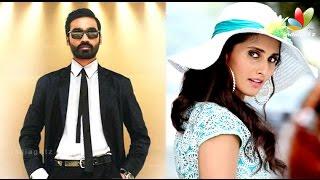 Shamili quits Dhanush's film
