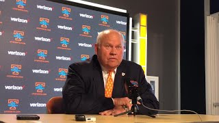 Phillip Fulmer: Hiring a Lady Vol was 'essential'