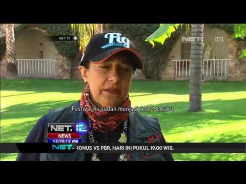 Baloon Festival di Mexico - NET12