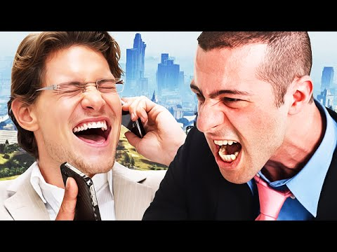HILARIOUS GTA 5 PRANK CALL GTA V Trolling