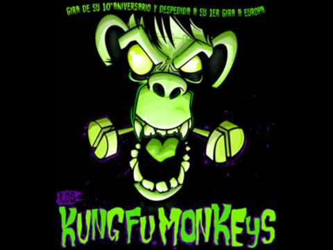 Los Kung-fu Monkeys - My Nightmare
