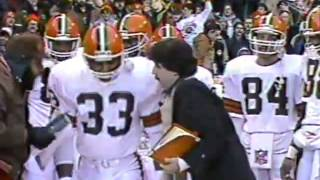 1987 Browns vs Jets (Starting Lineups)