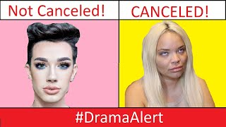 James Charles CANCELED on HOLD! #DramaAlert Trisha Paytas 100% CANCELED!!