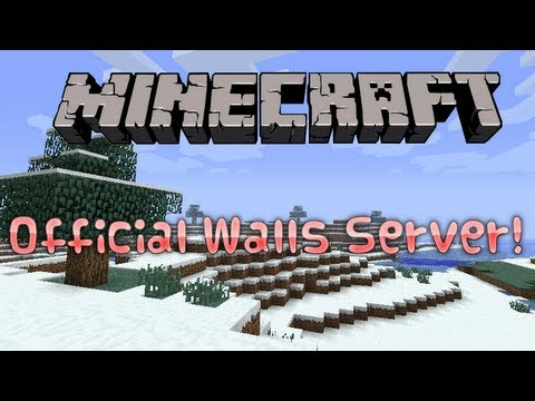 Minecraft: The Walls PvP (Server) [1.8]